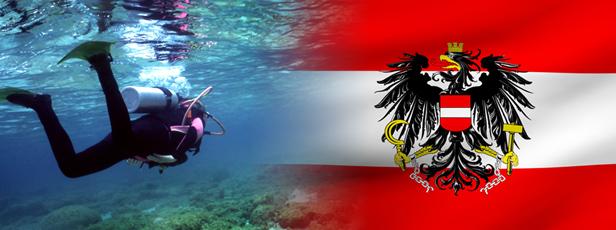 Centrum potápění Amers - Rakousko