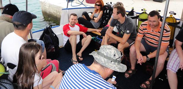 Centrum potápění Amers - Pakoštane 06. 2011 - foto 1