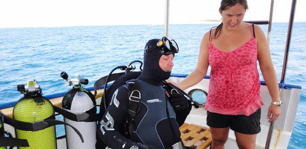 Centrum potápění Amers - Pakoštane 06. 2011 - foto 2