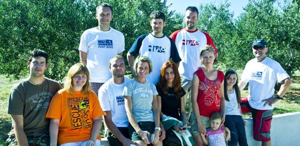 Centrum potápění Amers - Pakoštane 06. 2011 - foto 6