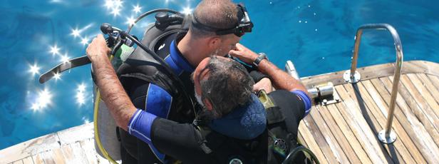 Centrum potápění Amers - kurz Divemaster