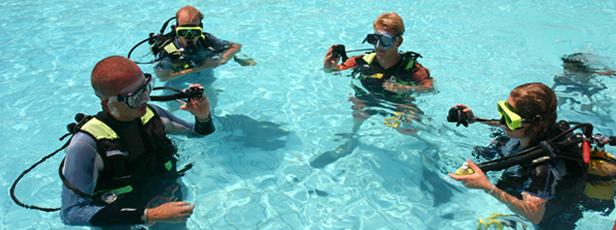 Centrum potápění Amers - kurz Scuba Diver