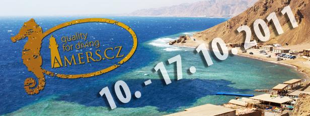Centrum potápění Amers - Egypt