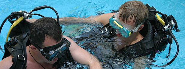 Centrum potápění Amers - kurz Instruktor rekreačního potápění