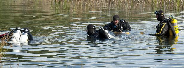 Centrum potápění Amers - Technical EANx Diver