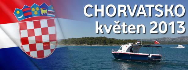 Potápěčský výlet do Chorvatska