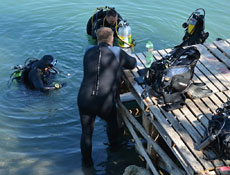 Amers centrum potápění