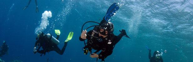 Potápění Pakoštane