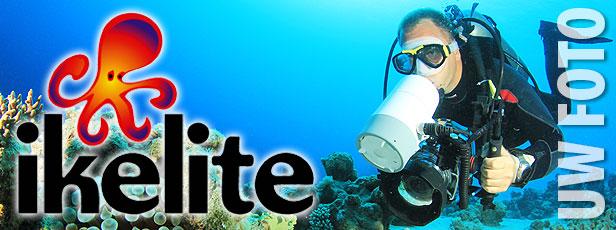 Ikelite - fotografování pod vodou