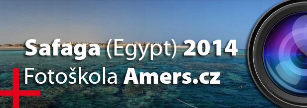 Safaga Egypt a fotoškola